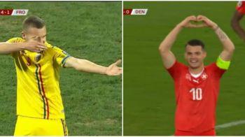 Puscas, Xhaka, Gnabry sau Pjanic? TOP 10 goluri marcate in prelimiinariile EURO 2020, etapa a doua. VIDEO EXCLUSIV