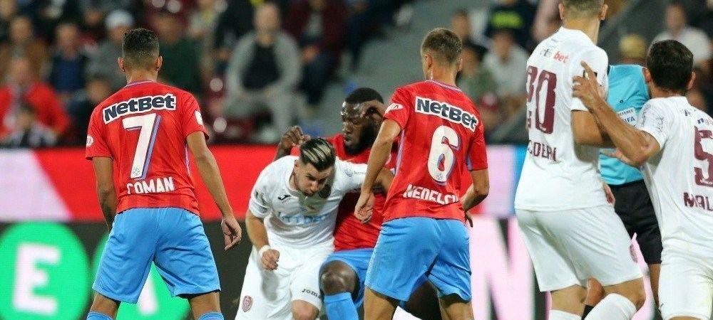 """Al doilea titlu consecutiv pentru CFR Cluj?""""Este cea mai in forma echipa din Liga 1. E greu sa ii invinga cineva"""""""