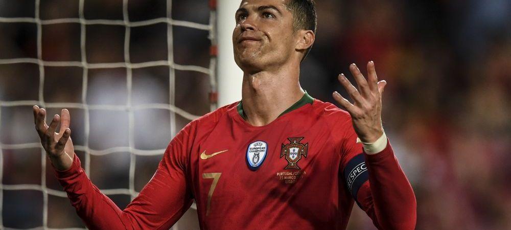 Lovitura pentru Juventus! Cat lipseste Cristiano Ronaldo dupa accidentarea de la nationala