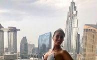"""""""Vrei sa ma omori cu zile?"""" Imagini incendiare cu Anamaria Prodan in vacanta la Dubai. FOTO"""