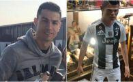 Seamana? Cristiano Ronaldo are statueta noua! Artistul i-a predat-o personal. FOTO