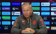 "Prima conferinta a lui Dan Petrescu la revenirea la CFR Cluj! Nu crede intr-un aranjament la Astra - FCSB: ""Nu e nimeni nebun sa riste!"" Cand revine Tucudean"