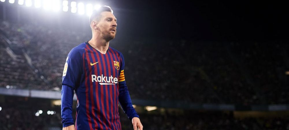 """Ultimele vesti despre accidentarea lui Messi! Valverde a facut anuntul: """"Incercam sa-l recuperam"""""""