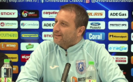 "FCSB - CRAIOVA | Mangia: ""Nici nu vreau sa aud de egal!"" Ce va face Pigliacelli, daca primeste Craiova penalty"