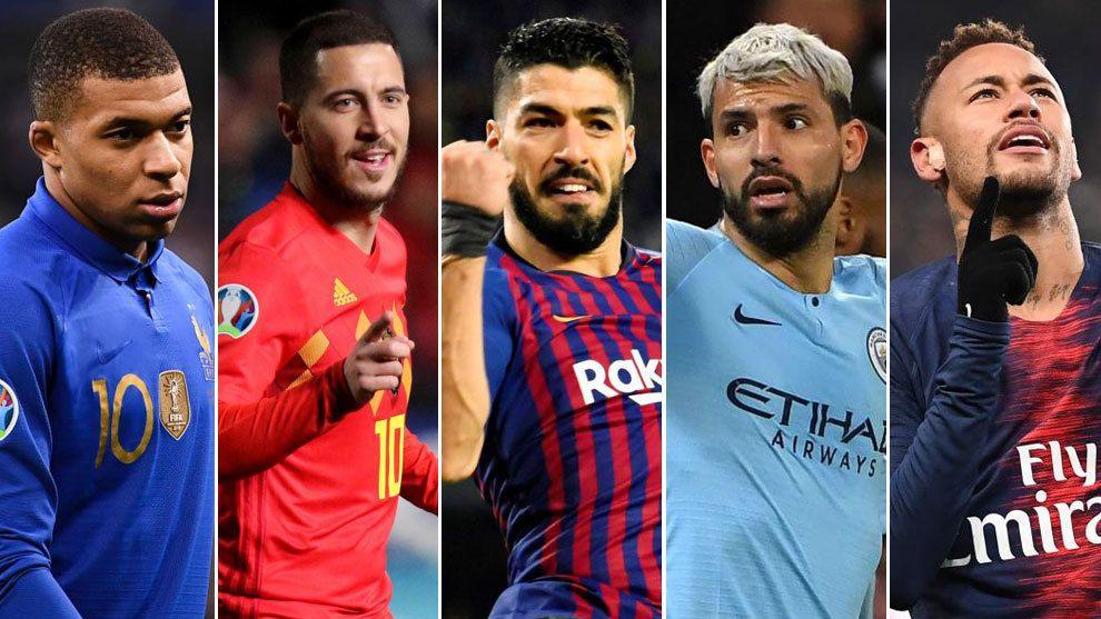 Messi a facut TOP 5 cei mai buni jucatori din lume! El si cu Cristiano Ronaldo, exclusi de pe lista