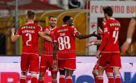 DINAMO - HERMANNSTADT 2-0 | I-au executat in 3 minute! Dinamo urca pe primul loc in play-out! Montini si Klimavicius, eroii echipei lui Rednic