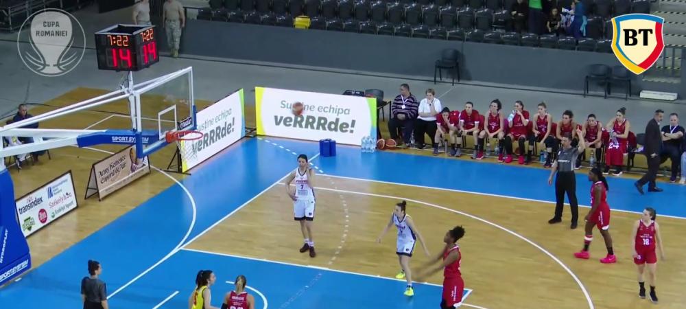 ACUM Olimpia CSU Brasov – Sepsi SIC Sf. Gheorghe! A doua semifinala Turneul Final 4 Cupa Romaniei feminin