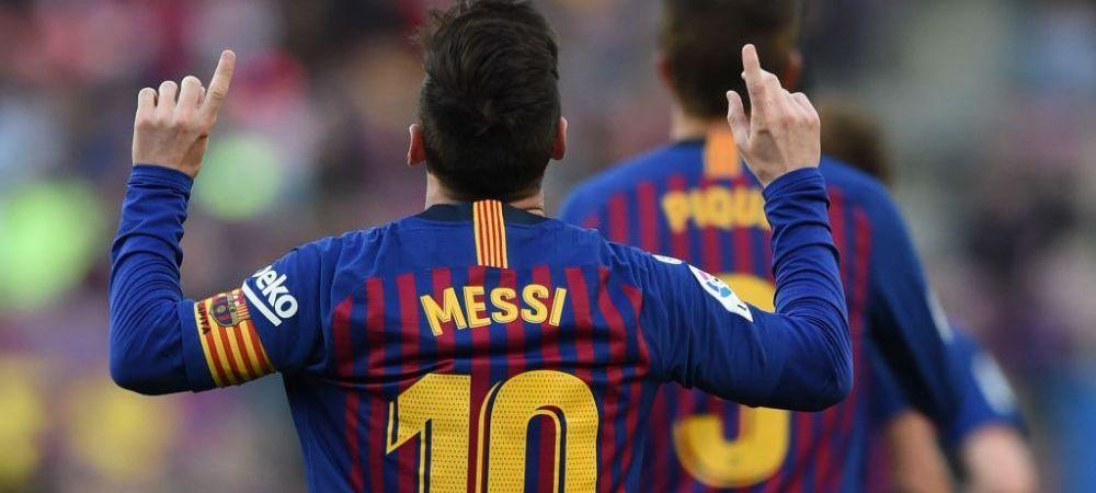 DE NEOPRIT! Record-Messi loveste din nou! Ce a reusit argentinianul in meciul cu Espanyol: e a 10-a oara la rand