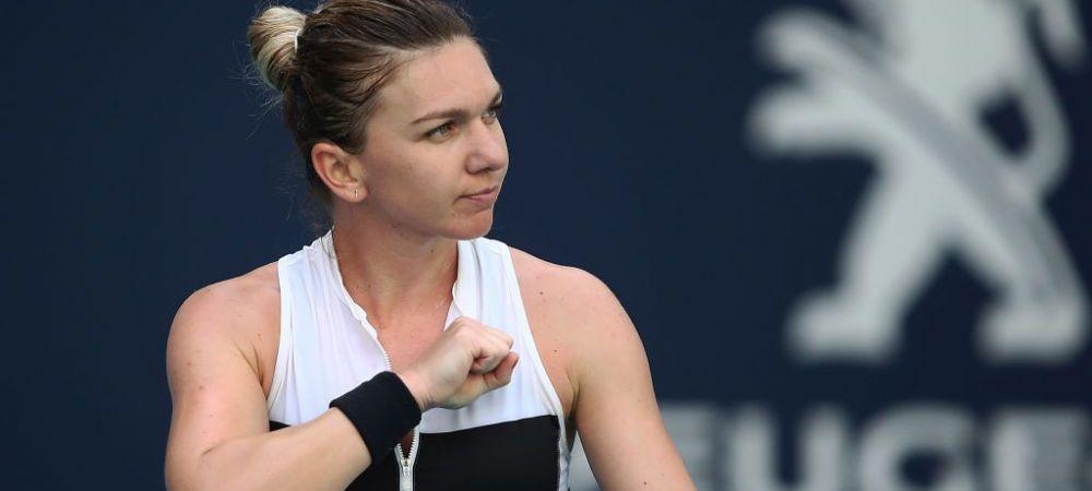 Simona Halep a urcat oficial pe locul 2 WTA! Pliskova, invinsa CATEGORIC in finala la Miami