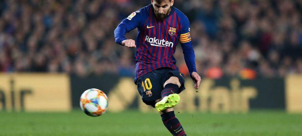 """STIINTA PURA! Tehnica perfecta din spatele loviturilor libere ale lui Messi, explicata de specialisti: """"Nu-l poti compara cu nimeni!"""""""