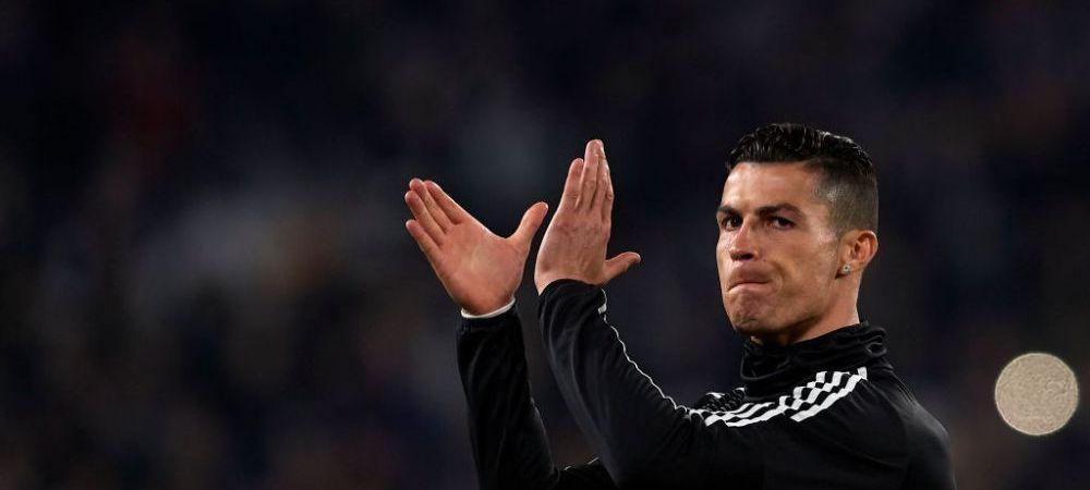 Cristiano Ronaldo a rupt internetul cu ultima postare! Cum se recupereaza pentru meciul cu Ajax din UEFA Champions League