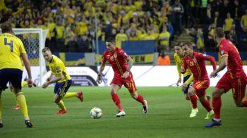 """""""Sunt oameni bolnavi! Au fost amenintari cu moartea!"""" Momente socante pentru jucatorul care a ratat partida Suedia - Romania"""