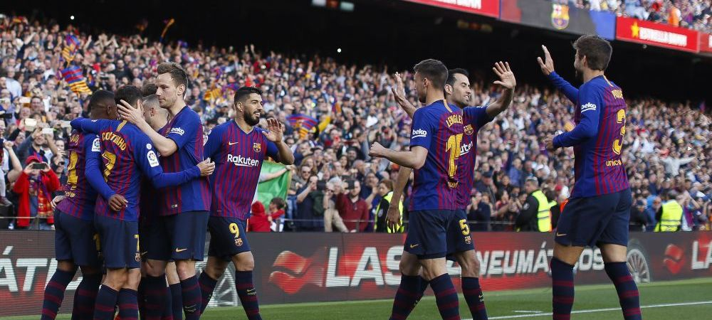 """""""Este clar ce se va intampla!"""" Un nou transfer de milioane facut de Barcelona"""