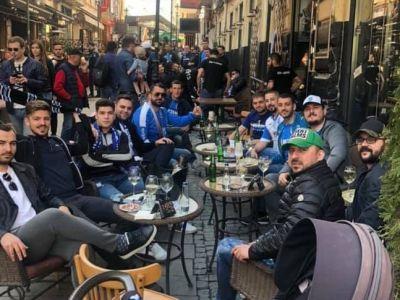 FCSB - CRAIOVA | Au UMPLUT terasele din Centrul Vechi, vin 5000 la meci! Ce se intampla inaintea derby-ului