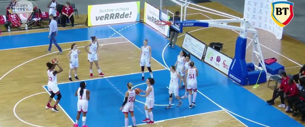 ACUM LIVE: FINALA Cupei Romaniei la baschet feminin! Satu Mare - Sf. Gheorghe
