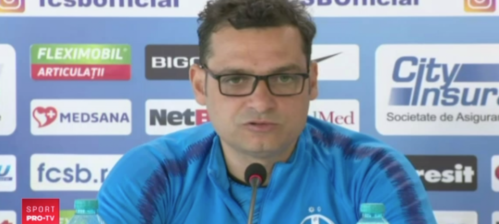 "FCSB 3-2 CRAIOVA | Hora si Gnohere, MANDRIA lui Teja! ""Sper sa inteleaga ca si eu mai pot sa gresesc"" Cum comenteaza faza golului anulat de Hategan"