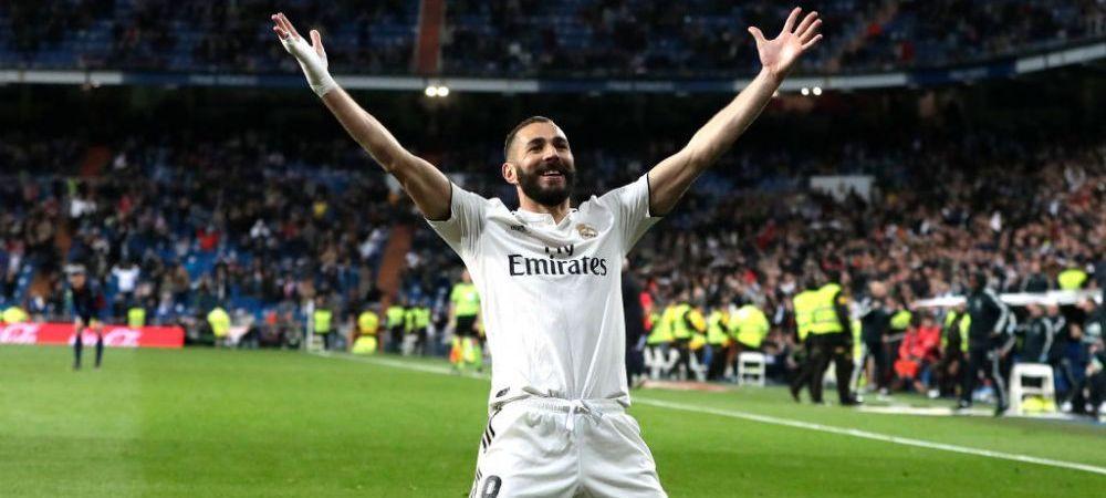 Record FABULOS al lui Karim Benzema! Cristiano Ronaldo si Messi inca viseaza la aceasta performanta! Ce a reusit francezul!