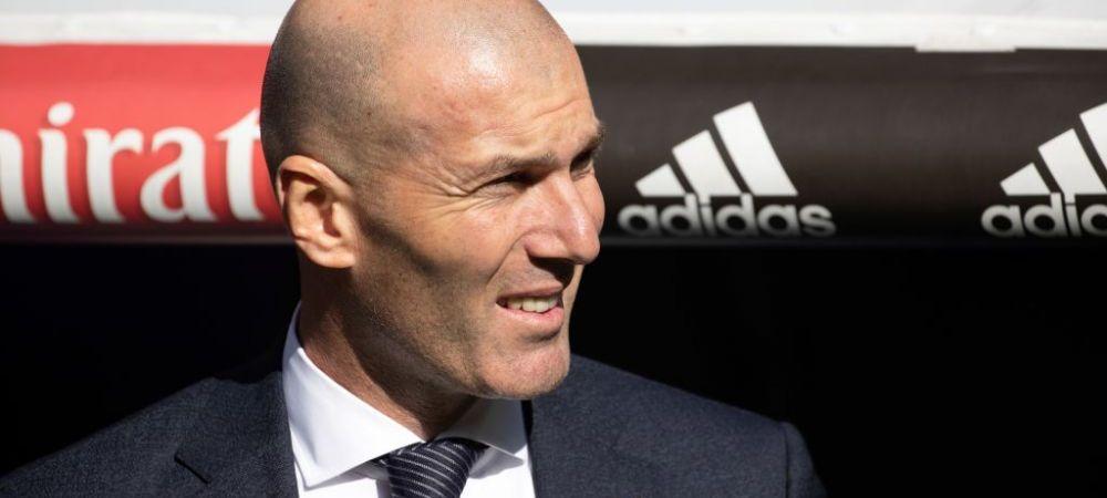 """Cum i-a gasit Zidane pe jucatorii Realului dupa 8 luni in care a stat departe de fotbal! Dezvaluirea sincera a francezului: """"E greu sa-i motivezi acum"""""""