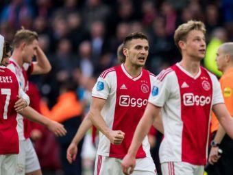 """El e MARELE PERICOL pentru Juventus! """"Avem propriul nostru CR7!"""" Ajax asteapta minuni de la jucatorul care a uimit in dubla cu Real Madrid"""