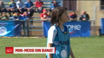 Mini-Messi va juca finala Cupei Hagi-Danone! Pustiul a impresionat la Timisoara