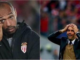 France Football a publicat topul celor mai bine platiti antrenor din ultimul an! Incredibil: Thierry Henry e pe 3, desi a stat doar 3 luni la Monaco