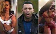 Sa iubesti doua femei :)) Fotbalistul celebru care a aparut in filme XXX alaturi de iubita sa a inselat-o cu o blonda cu 12 ani mai tanara! GALERIE FOTO
