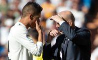 """Zidane anunta REVOLUTIA la Real Madrid! """"Confirm: va trebui sa facem schimbari"""" Anuntul francezului despre plecarea lui Varane"""