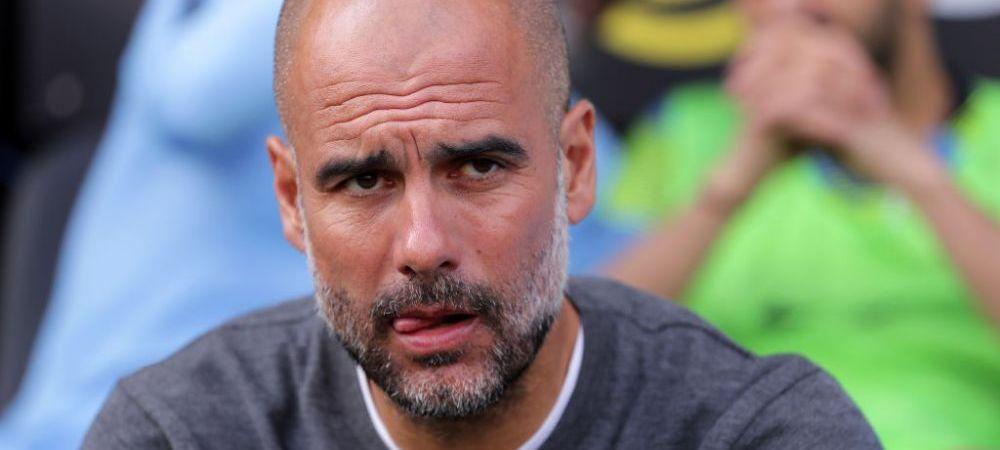 """""""*****!"""" Guardiola nu s-a putut cenzura! Ce a spus dupa golul victoriei lui Liverpool in prelungiri cu Tottenham"""