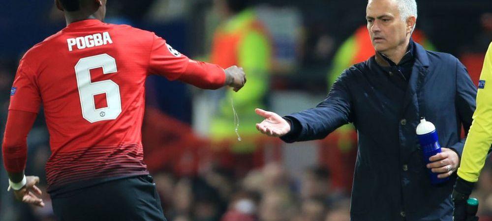 """""""Excelenta Lui avea un Rolls Royce nou!"""" Dezvaluire incredibila a lui Mourinho! Ce i-a cerut Pogba la un meci"""