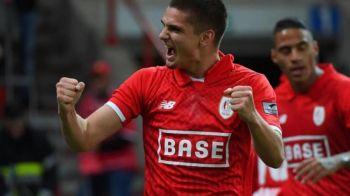 """A dat jocurile copilariei pe cantonamente si a plecat de acasa la 13 ani! Cum a ajuns Razvan Marin un fotbalist de 12.000.000 euro: """"A inceput de la tata, dar totul i se datoreaza mamei"""""""