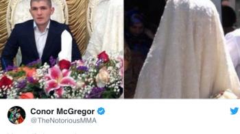 """""""Nevasta-ta e un prosop!"""" Atacul INCREDIBIL al lui McGregor pentru Khabib! Dupa cateva minute a STERS postarea! Ce s-a intamplat"""