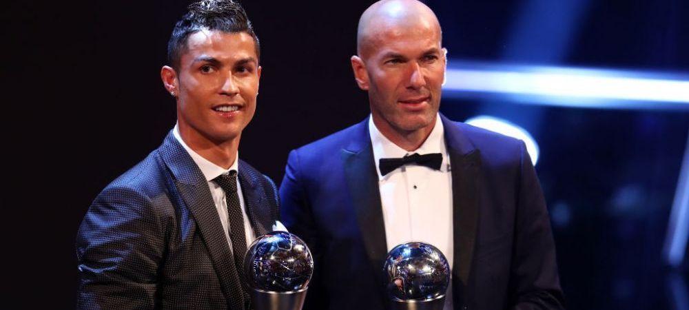 """Cristiano Ronaldo, despre noul mandat al lui Zidane la Real Madrid! """"Stie cum sa lucreze inteligent"""" Ce a spus portughezul!"""