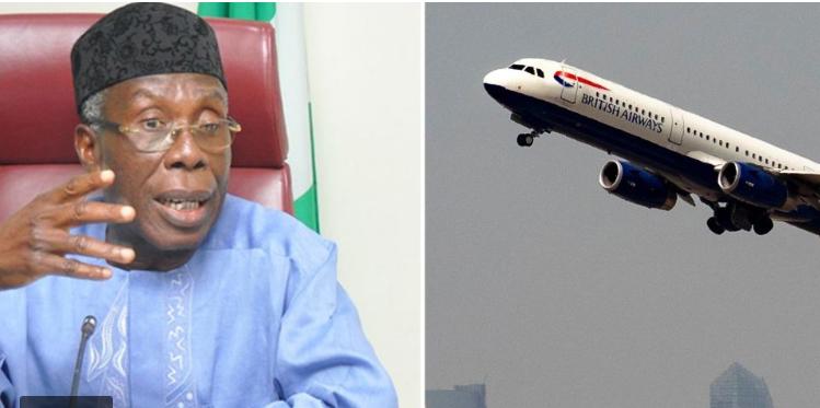 """Guvernul nigerian a anuntat ce se intampla cu cei care mai """"comanda pizza de la Londra, CU AVIONUL!"""""""