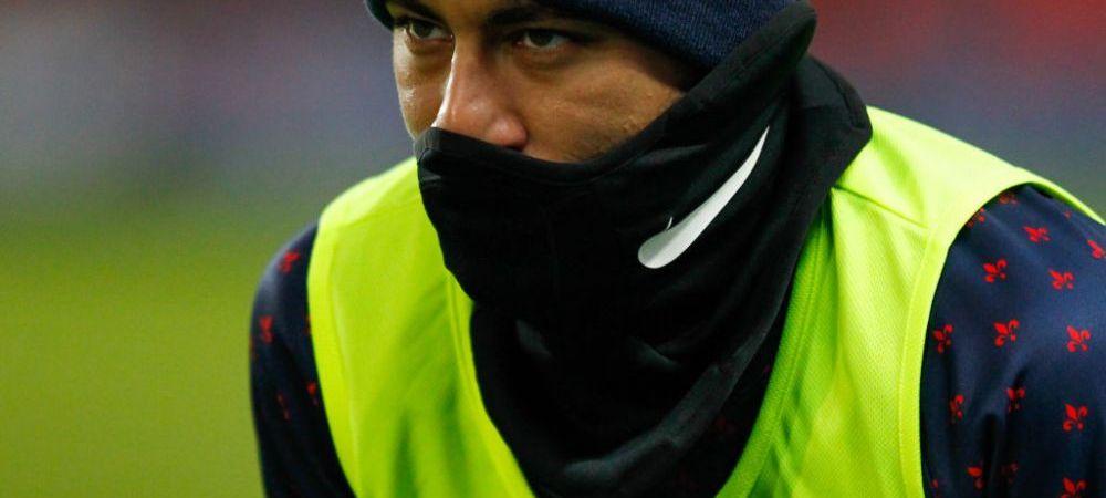 Neymar s-a intors pe gazon la 2 luni dupa accidentarea grava! Anuntul facut de PSG despre situatia brazilianului
