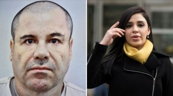Anuntul facut de sotia lui El Chapo, inainte ca celebrul traficant sa fie condamnat la inchisoare pe viata!