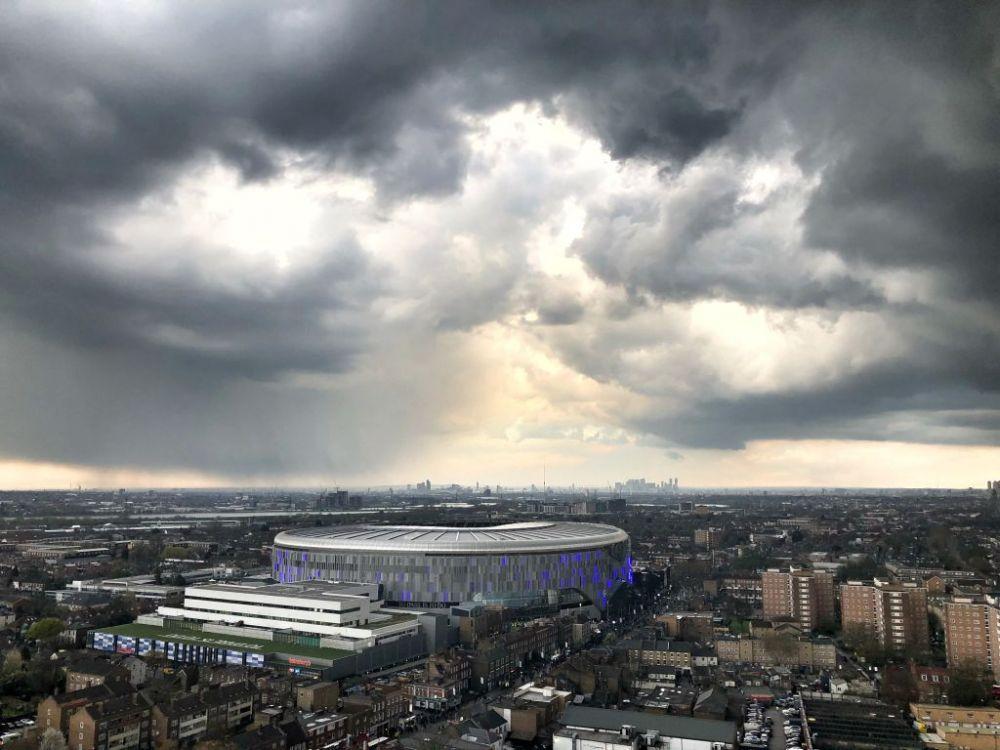 Tottenham s-a intors acasa! Imagini impresionante de la inaugurarea noii arene a lui Spurs   GALERIE FOTO