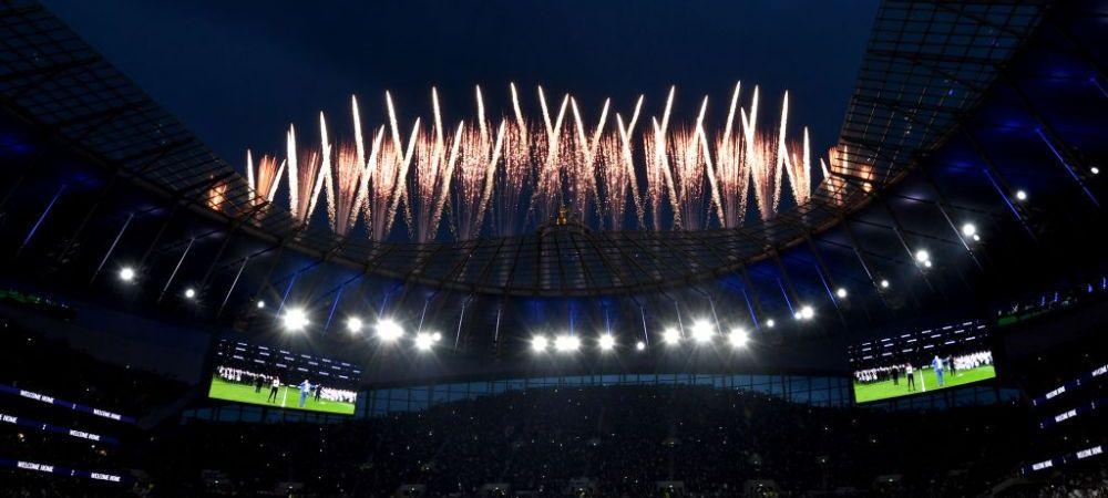 Tottenham s-a intors acasa! Imagini impresionante de la inaugurarea noii arene a lui Spurs | GALERIE FOTO