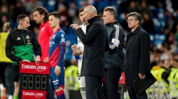 Cine ar fi crezut? Prima mare MUTARE a lui Zidane: vine GRATIS sa salveze Realul! E al treilea transfer la Madrid