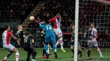 VIDEO   Banel a fost idolul lui :)) Autogolul de pe Bernabeu, copiat la meciul lui Ajax: cum s-a terminat meciul