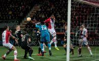 VIDEO | Banel a fost idolul lui :)) Autogolul de pe Bernabeu, copiat la meciul lui Ajax: cum s-a terminat meciul