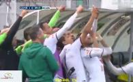 Au dat gol si s-au bucurat ca Balotelli, dar s-au facut de RAS! Gafa incredibila care i-a costat scump. VIDEO
