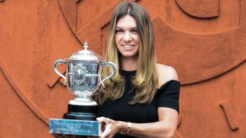 Simona Halep poate castiga o AVERE la Roland Garros. Cati bani ia castigatoarea in 2019