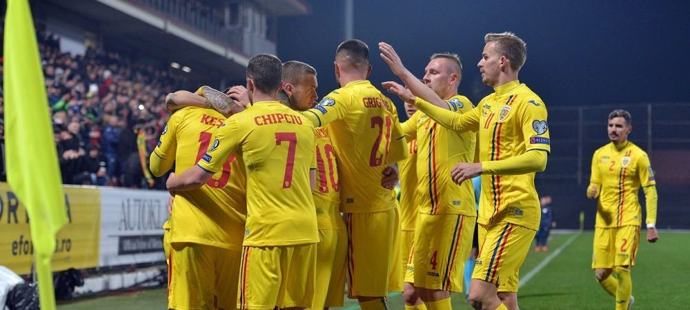 Clasamentul FIFA a fost actualizat dupa meciurile din preliminarii! Pe ce loc este Romania si unde se afla adversarele din grupa pentru UEFA EURO 2020