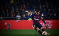 Messi se apropie, dar inca e sub Ronaldo! Niciunul dintre cei doi nu a intrat in TOP 10 cei mai buni marcatori din lovitura libera