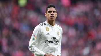 Real Madrid nu renunta asa usor la Varane! Planul oficialilor de pe Bernabeu pentru a-l convinge pe francez: ar intra in elita clubului