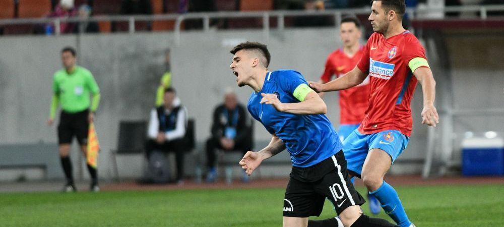 Gigi Becali, duel cu Gica Hagi pentru urmatorul transfer! Pe cine vrea sa aduca FCSB in vara