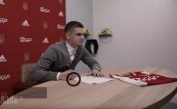 RAZVAN MARIN, OFICIAL LA AJAX | Cum a fost prima zi la Ajax pentru mijlocasul de 12.5 milioane de euro! Ce a facut cand a ajuns in vestiar
