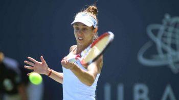 Mihaela Buzarnescu, invinsa de Wozniacki dupa un meci dramatic la Charleston! A revenit incredibil in decisiv