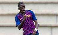 Nebunie totala! Un jucator de 16 ani a semnat cu Barcelona pe 4 ani! Clauza de reziliere: 100 de milioane