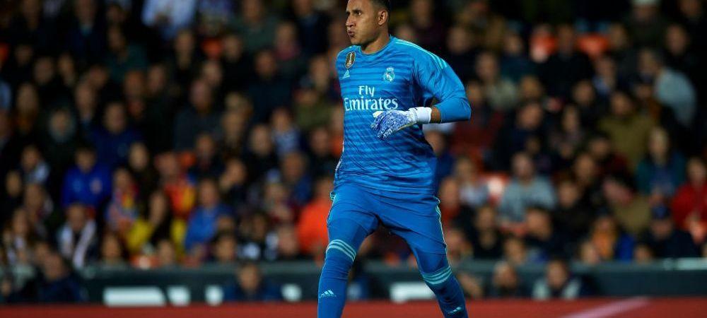 Cutremur la Real Madrid! Keylor Navas pleaca de pe Bernabeu. Cine ii va lua locul